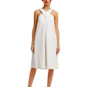JAMES PERSE Cross Chest Midi Dress